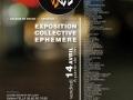 Expo ephémère au Volume