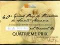 4eme prix du Concours de peinture de la Ville de Sainte-Maxime 2015