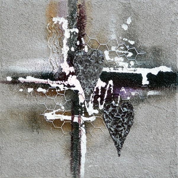 Coeurs en Liberté 38 x 38 cm (resized)