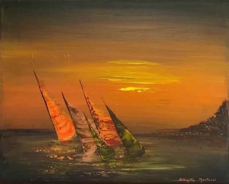 Sunset 33x41 cm (resized)