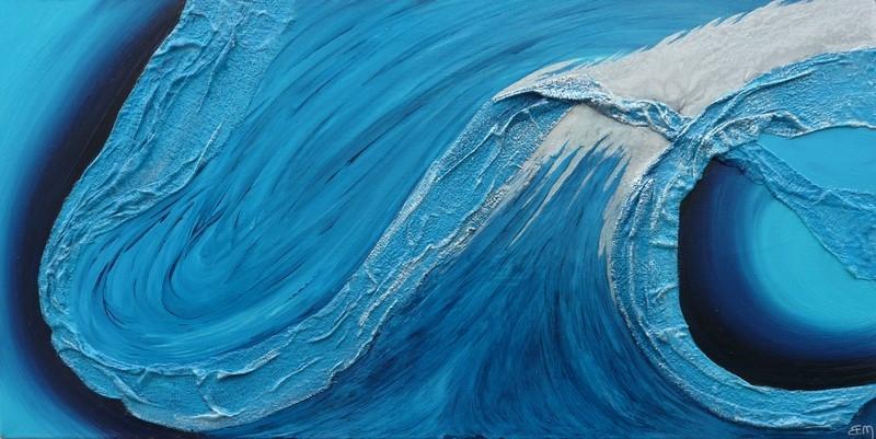 Tsunami 80 x 40 cm (resized)