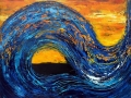 Blue wave 2 92x73 cm (vendu) (resized)