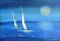 Moonlight 35x24 cm